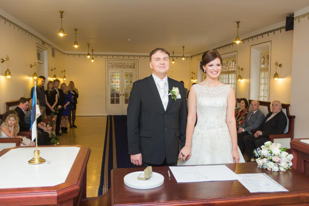 pulmad talvel, pulmafotograaf, pulmafoto, Õnnepalee
