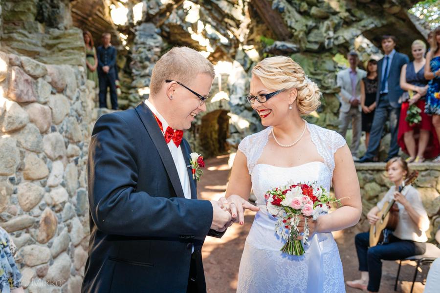 Abielu registreerimine Glehni palmimajas