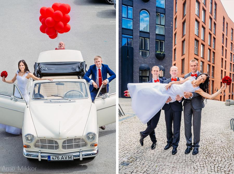 ilupildid, ilupildisessioon Tallinnas, pulmafoto, pulmafotograaf