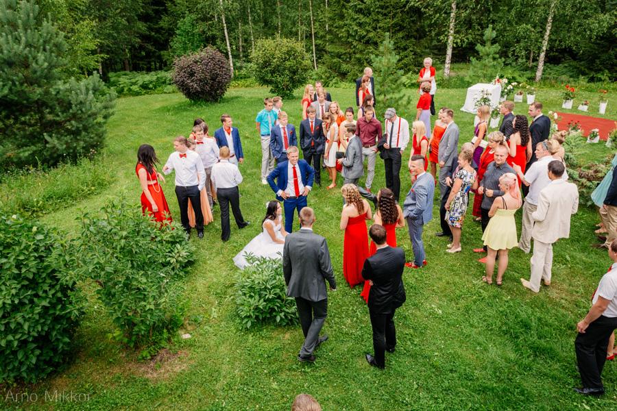 pulmafoto, pulmafotograaf, pulmapidu Luhtre talus, registreerimine, tseremoonia