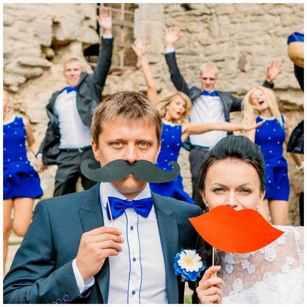 Üks kirju päev- pulmapidu Viimsis