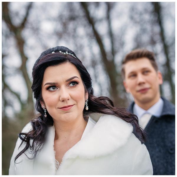 Talvine pulmapidu Glehni lossis