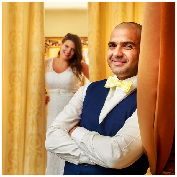 Eesti-Slovakkia pulmapidu Taagepera lossis