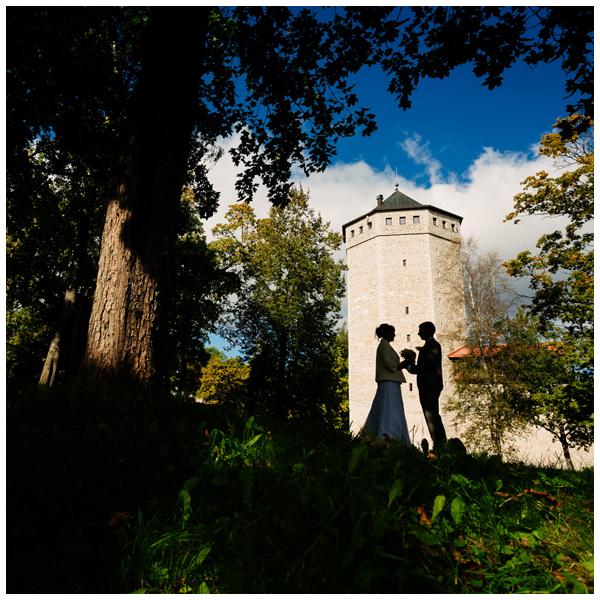 Südasügisene pulmapidu Eestimaa südames